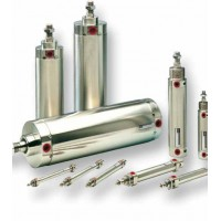 ISO 6431 Stainless Steel - P1S